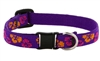 "Retired LupinePet 1/2"" Aloha Safety Cat Collar"