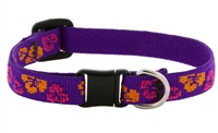 "Retired Lupine 1/2"" Aloha Safety Cat Collar"