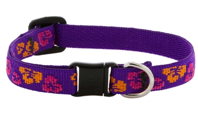 "Retired Lupine 1/2"" Aloha Cat Safety Collar"