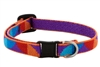 "Retired Lupine 1/2"" Aurora Safety Cat Collar"