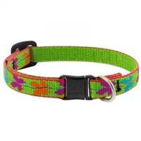 "Retired Lupine 1/2"" Butterfly Cat Safety Collar"