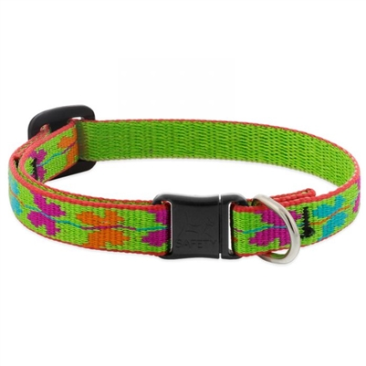 "Lupine 1/2"" Butterfly Cat Safety Collar"
