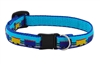 "Lupine 1/2"" Choo Choo Cat Safety Collar LIMITED EDITION"
