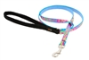 "Lupine 1/2"" Cottage Garden 6' Padded Handle Leash MicroBatch"