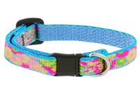 "Retired Lupine 1/2"" Cottage Garden Cat Safety Collar"