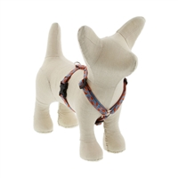 "Lupine Copper Vine 9-14"" Roman Harness - Small Dog LIMITED EDITION"