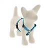 "LupinePet 1/2"" Foxy Paws 9-14"" Roman Harness - Small Dog MicroBatch"