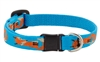 "Retired Lupine 1/2"" Foxy Paws Safety Cat Collar MicroBatch"