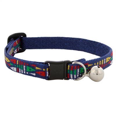 Lupine Guppies Cat Collar with Bell MicroBatch