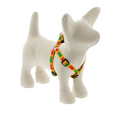 "Lupine Jelly Bears 10-13"" Step-in Harness - Small Dog LIMITED EDITION"