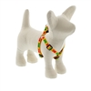 "Lupine Jelly Bears 12-18"" Step-in Harness - Small Dog MicroBatch"