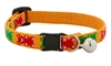 Lupine Jelly Bears Cat Collar with Bell MicroBatch
