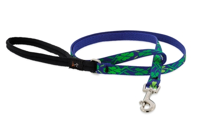 "Retired Lupine 1/2"" Lucky 6' Padded Handle Leash MicroBatch"