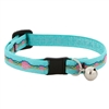Lupine Necklace Cat Collar with Bell LIMITED EDITION
