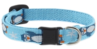 "Retired Lupine 1/2"" Penguin Party Cat Safety Collar"