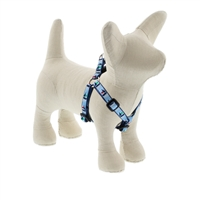 "Lupine 1/2"" Sail Away 12-18"" Step-in Harness - Small Dog LIMITED EDITION"