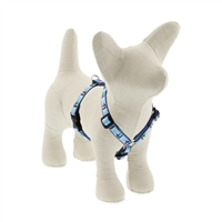 "Lupine 1/2"" Sail Away 12-20"" Roman Harness - Small Dog LIMITED EDITION"