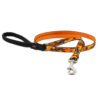 "Retired Lupine 1/2"" Wicked 6' Padded Handle Leash"