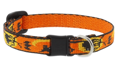"Lupine 1/2"" Wicked Cat Safety Collar"
