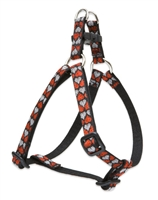 "Retired Lupine 1/2"" Love Struck 10-13"" Step-in Harness"