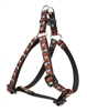 "Retired Lupine Love Struck 12-18"" Step-in Harness - Small Dog"