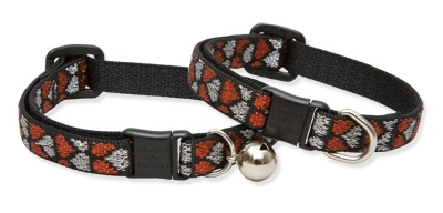 Lupine Retired Love Sruck Cat Collar with Bell