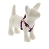 "LupinePet 1/2"" Haunted House 10-13"" Step-in Harness - Small Dog MicroBatch"