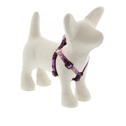 "Lupine 1/2"" Haunted House 12-18"" Step-in Harness - Small Dog Micro Batch"
