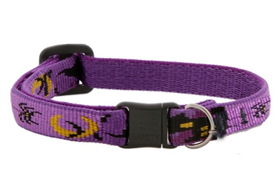 "Lupine 1/2"" Haunted House Cat Safety Collar"