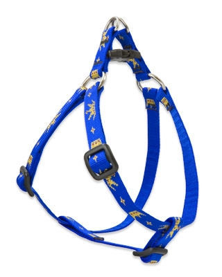 "Retired Lupine Noble Beast 10-13"" Step-in Harness - Small Dog"