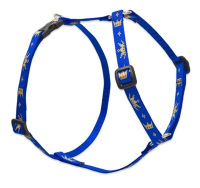 "Lupine Retired Noble Beast 9-14"" Roman Harness"
