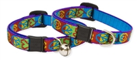 Lupine Retired Peace Pup Cat Collar with Bell