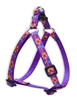 "Retired Lupine Spring Fling 10-13"" Step-in Harness"