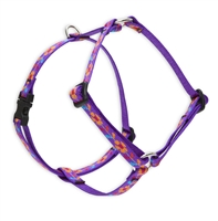 "Retired Lupine Spring Fling 9-14"" Roman Harness"