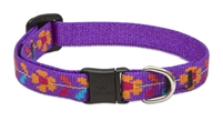 "Retired Lupine 1/2"" Spring Fling Cat Safety Collar"