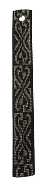 "Lupine 3/4"" Silverado Bookmark - Includes Matching Tassel"