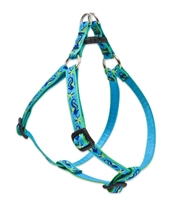 "Retired Lupine 1/2"" Sea Ponies 10-13"" Step-in Harness"