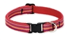 Lupine Retired Sunset Stripe Cat Safety Collar
