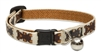 Lupine Retired Teddy Bears Cat Collar with Bell