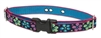 "Lupine Flower Power 1"" Underground Containment Collar - Large Dog"