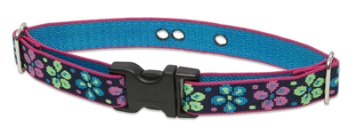 "LupinePet 1"" Flower Power Underground Containment Collar"