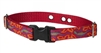 "LupinePet 1"" Go Go Gecko Underground Containment Collar"