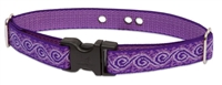 "LupinePet 1"" Jelly Roll Underground Containment Collar"