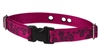 "LupinePet 1"" Plum Blossom Underground Containment Collar"