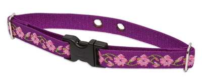 "Lupine Rose Garden 1"" Underground Containment Collar - Large Dog"