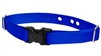 "Lupine Solid Blue 1"" Underground Containment Collar - Large Dog"