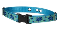 "LupinePet 1"" Turtle Reef Underground Containment Collar"