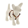 "Lupine 1/2"" Ugly Sweater 9-14"" Roman Harness"