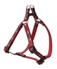 "Retired Lupine Wild West 10-13"" Step-in Harness - Small Dog"