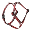 "Retired Lupine Wild West 9-14"" Roman Harness - Small Dog"
